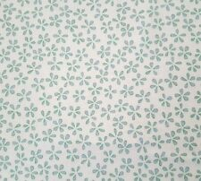 Baby Sprinkles BTY Nicole Tamarin Quilting Treasures Blue Green White Floral