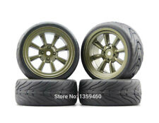 1/10 Onroad Touring Rc Car Wheel Tires For Tamiya tt01 tt02 Hpi Rs4 Traxxas 4tec