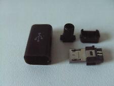 micro usb stecker l ten in usb kabel hubs adapter. Black Bedroom Furniture Sets. Home Design Ideas
