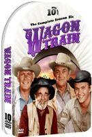 Wagon Train: The Complete Season 6 (Sixth Season) (Tin Case, 10 Disc) DVD NEW