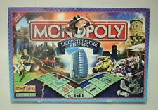 Leicestershire Edition MONOPOLY Board Game Limited Edition | Complete