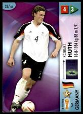 Panini GOAAAL! World Cup 2006 - Germany Huth No.35
