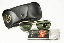 Ray Ban 3119 Olympian 001 62 gold Unisex Metall Sonnenbrille Easy Rider groß Neu