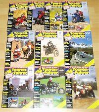 Tourenfahrer 1993 komplett 1-12 Motorrad Reisen Test Technik Jahr Zeitschrift