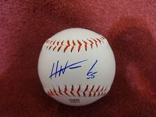 HUNTER NEWMAN LSU TIGERS SIGNED RAWLINGS BASEBALL W/COA