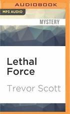 Jake Adams: Lethal Force by Trevor Scott (2016, MP3 CD, Unabridged)