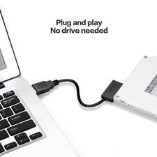 USB3.0 Pour Mini SATA 7+6 13Pin Adaptateur Câble PC Portable CD / Dvd-Rom Drive