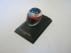 1:8 Helmet M.Schumacher Benetton 1995 Minichamps Boxed