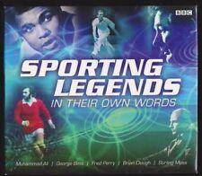 Sports Audio CD books