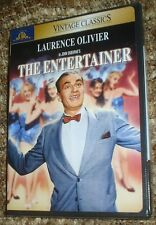 THE ENTERTAINER DVD, NEW & SEALED, WIDESCREEN, REGION 1, WITH LAURENCE OLIVIER