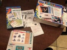 VINTAGE World Wizard Traveller Game Play Tech Learning - new/unused but opened