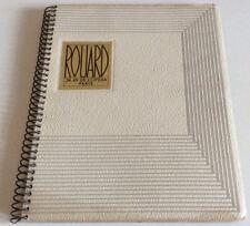 Catalogue de la Maison Rouard  porcelaine, faïence, verrerie  Draeger, 1932