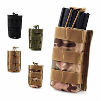 Outdoor Tactical Military MOLLE Bullet Pistol Pouch Cartridge Clip Pouch Bags