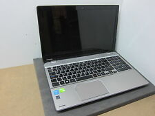 """Laptop 15.6"""" FHD Toshiba Satellite P50-A PSPMHC-01W00P 4th Gen Parts AS IS !"""