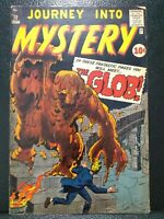 MARVEL JOURNEY INTO MYSTERY #72 Marvel Comics VG+ Sept 1961 Pre-hero silver Age