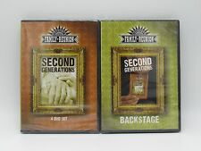 Country's Family Reunion: Second Generations + Backstage (DVD, 4-Discs) ~ NEW~!