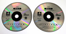 Sony PLAYSTATION PSX PSOne DRIVER 2 2001 Infogrames SLES-02996/12996 SOLO DISCHI