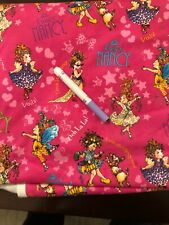 Fancy Girl Cotton Knit Fabric