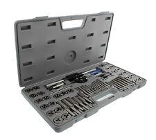 ABN Metric SAE Standard Tap and Die 60-Piece Rethread Set Thread Rethreading Kit