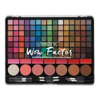 Technic Wow Factor Face Palette Make Up Cosmetic Gift Set 105 Eyeshadows 999208