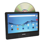 """Sylvania 10.1"""" Quad Core Tablet/Portable DVD Player Combo, 1GB/16GB, Android 10"""