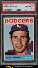 1964 Topps Sandy Koufax #200 PSA 8.5 NM-MT+ (PWCC)