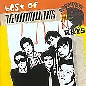 THE BOOMTOWN RATS - The Best Of, UMA Australia  **NEW AND SEALED CD**