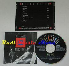 CD MILES DAVIS I grandi della musica black & soul 1995 PROMO italy lp mc dvd vhs