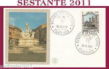 ITALIA FDC FILAGRANO 1977 FONTANA DEL PACASSI   ANNULLO GENOVA H278