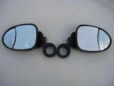 "new! POLARIS RANGER CREW 4 DOOR Side View Mirror Set (Fits 1.75"" roll bar)"