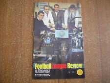FOOTBALL LEAGUE REVIEW - 1968/69 - Vol. 3, No. 30 - YORK CITY, CHESTER