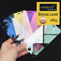 All Full Mirror Tempered Glass Film Screen Protector For iPhone 6 6S 7 8 Plus