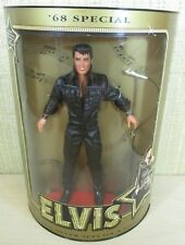 "Elvis Presley Barbie Doll ""1968 Special"" Sun Never Sets On Legend NEW Box Wears"