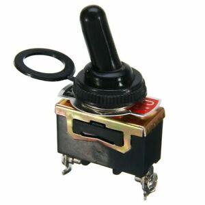 1x Interruptor de encendido/apagado de 15A . 250V- 2 pines