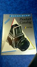 HASSELBLAD PRODUCT CATALOG 1987/88/210748