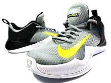 reputable site ed6ef 86246 NEW Nike Womens Air Zoom Hyperace Volleyball Shoes 902367-007 SZ 6 Wolf Grey
