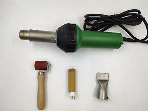 PlasticWelderGun With Heating Element 40mm nozzle and 40mm Pressure Roller