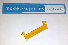 Dinky 436 Atlas Copco reproduction en plastique jaune compresseur porte