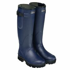 Caldene Westfield Wellington Navy Blue UK 8 Cdw002