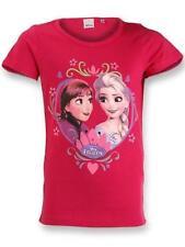 T-shirts et débardeurs violet à manches courtes pour fille de 2 à 16 ans