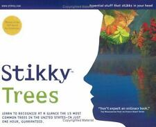 Stikky Trees: Learn to recognize at a glance the 15 most common trees in the Uni