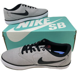 Nike SB Check Solar Gray Sneakers for Men for Sale | Authenticity ...