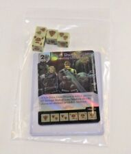 Marvel Dice Masters Guardians of the Galaxy DUM DUM DUGAN Set RARE FOIL 4 dice