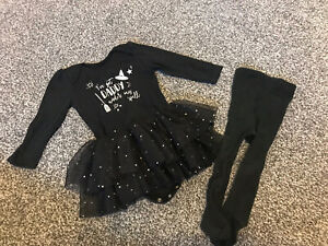 Baby Girl Halloween Outfit 9-12months