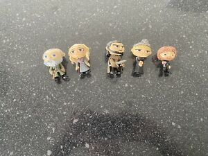 Funko Mystery Minis ~ Game Of Thrones Series 4 ~ LOT of 5