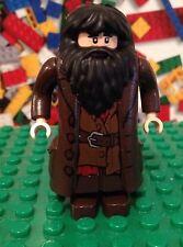 LEGO Harry Potter Hagrid Minifigure  10127 Diagon Alley