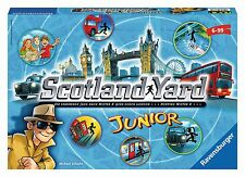 RAVENSBURGER 22289 - SCOTLAND YARD JUNIOR, NEU/OVP