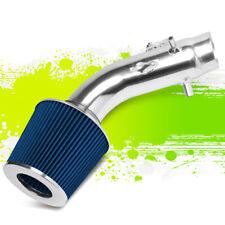 FOR 06-11 HONDA CIVIC SI RACING SHORT RAM AIR INTAKE SYSTEM PIPE+BLUE FILTER