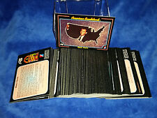 American Bandstand - 1993 Collect-A-Card 100 Card Complete Set