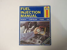 Hayne's Fuel Injection Manual BOSCH - CHRYSLER - FORD - GM (By Don Pfeil)